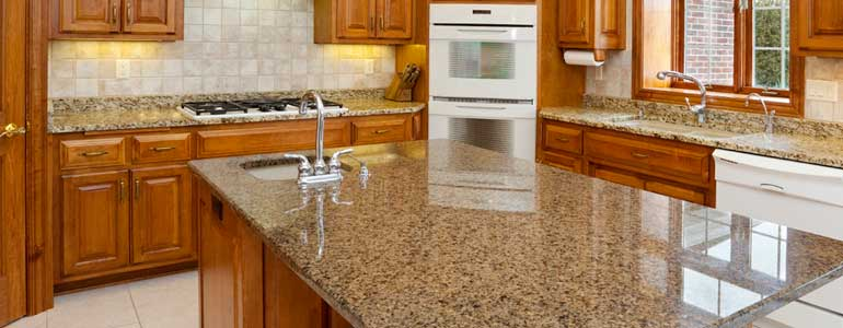 гранитные столешницы для кухни