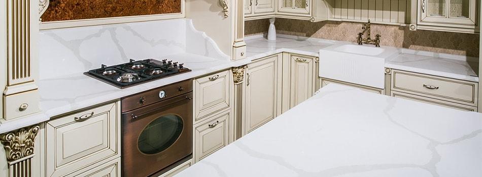 кухонная столешница из кварца цена