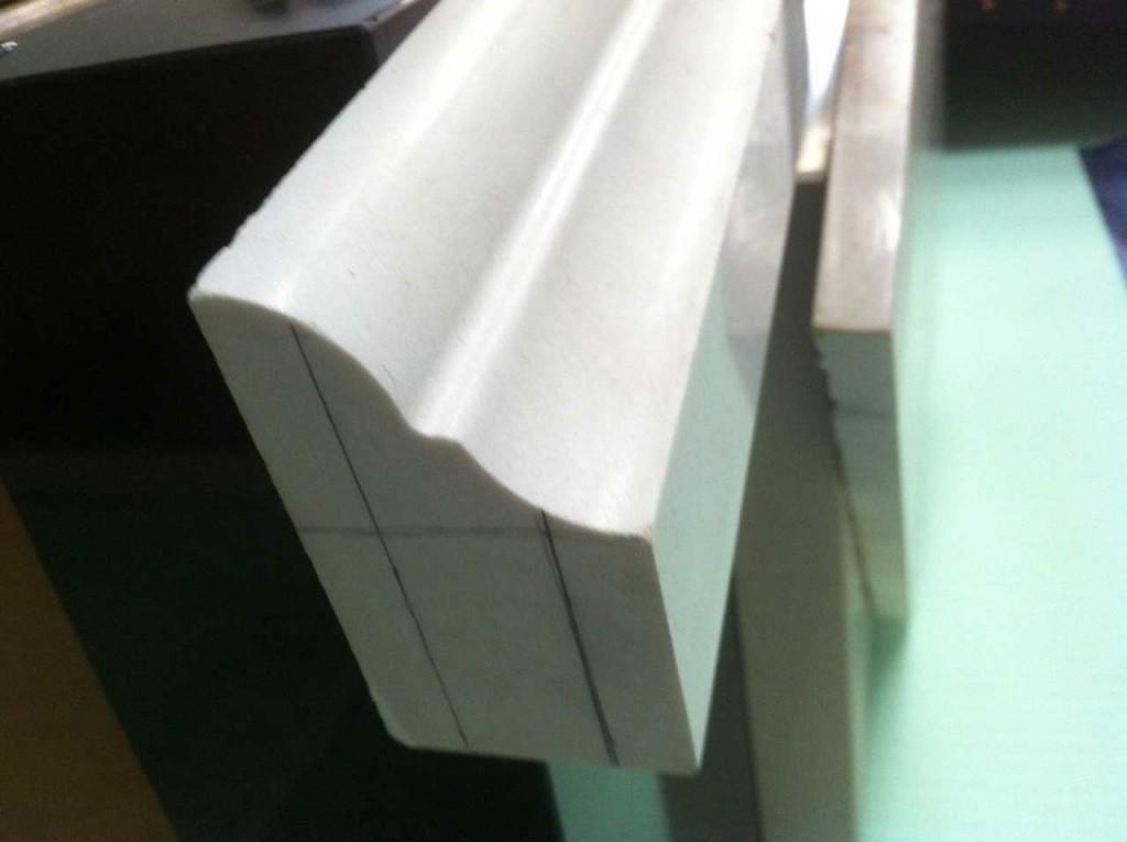 Процесс изготовления столешницы из искусственного камня