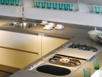 Кухонная столешница из кварца