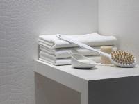 столешницы каменные из кварца в ванную
