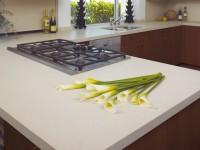 Столешницы из кварцевого камня кухонные