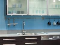 кухонная столешница из кварцевого камня cesarstone