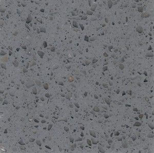 Atem кварц камень Grey Light 0012