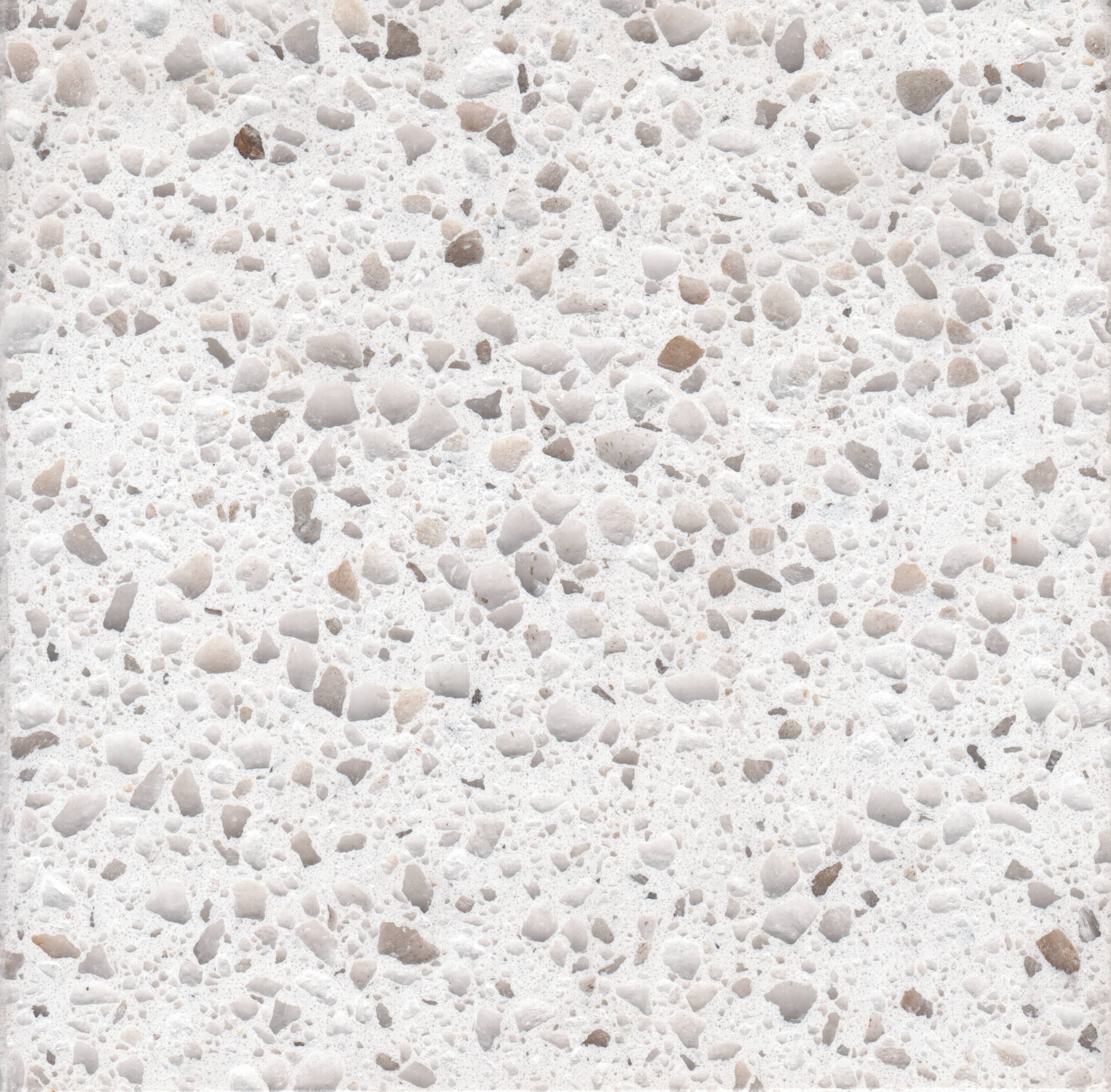 Atem кварц камень белый 0012