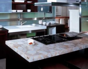 кухонная столешница из искусственного камня не дорого
