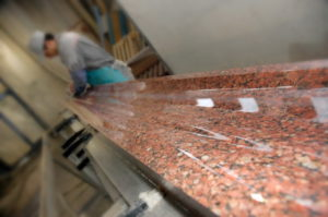 производство столешниц из кварца