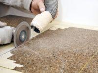 Реставрация и ремонт столешницы из искусственного камня